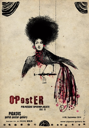Ausstellung OPostER polnische Opernplakate. Akt II