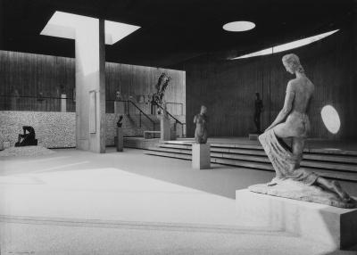 Eine grosse Idee - 50 Jahre Lehmbruck Museum Ausstellung Duisburg