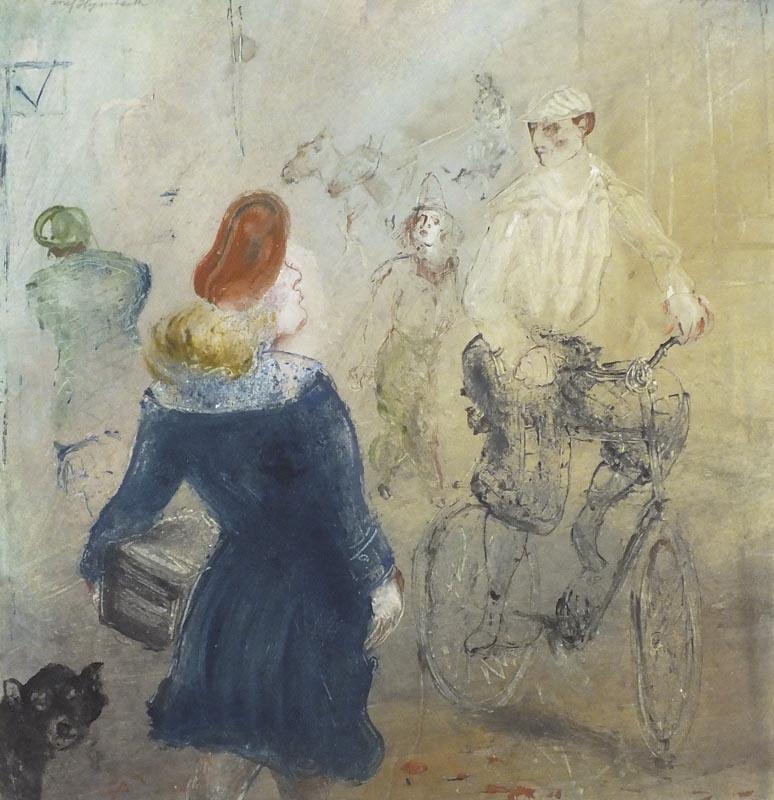 Josef Hegenbarth - Arbeiten auf Papier