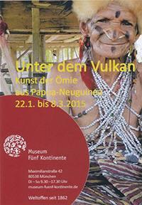 UNTER DEM VULKAN - Zeitgenössische Tapa-Kunst aus Papua-Neuguinea