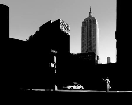 """""""NY, Metaphysics of the Urban Landscape"""" / """"Could I be Your Mirror for a Moment?"""""""