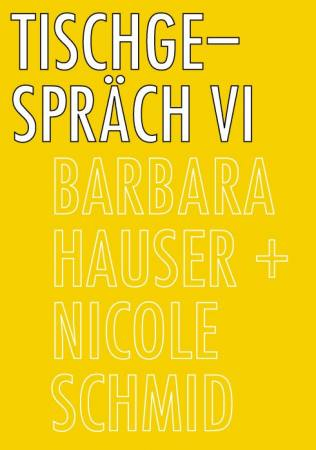 D21/LAB: »Tischgespräch VI« - Installation/Cultural and Culinary Performance von Nicole Schmid & Bar