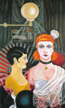 Die Neue Frau? Malerinnen und Grafikerinnen der Neuen Sachlichkeit