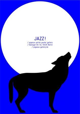 Ausstellung: JAZZ! Plakatkunst