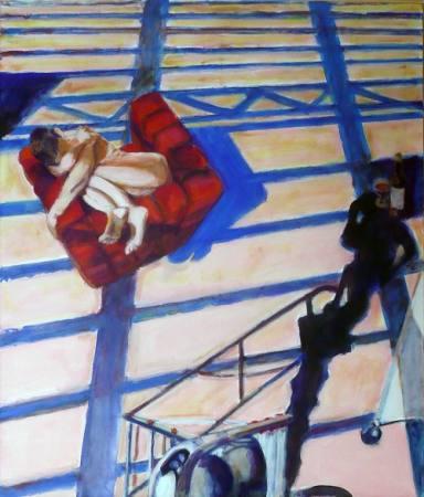 Norbert Tadeusz. Materie und Gedächtnis - Malerei der letzten 30 Jahre
