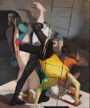 Arno Rink - Malerei
