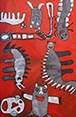 Figurativ - Das Figürliche in der Contemporary Aboriginal Art der Central und Western Deserts