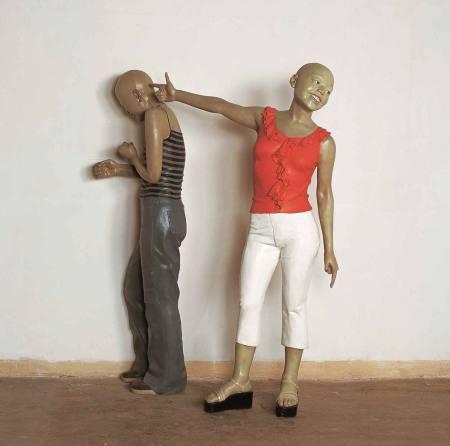 """""""Neue Figuration – Erzählende Skulptur"""" - Ausstellung im Rahmen von CHINA 8: Zeitgenössische Kunst a"""