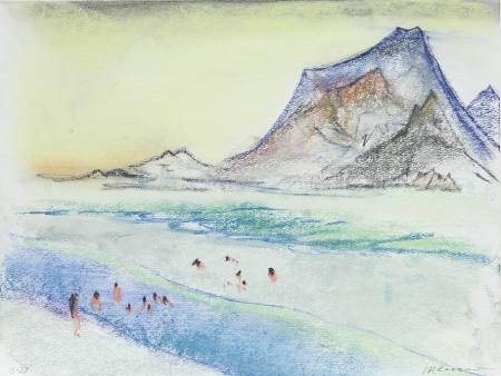 PRELUDE:  LEIKO IKEMURA – UTAGAWA HIROSHIGE Arbeiten auf Papier