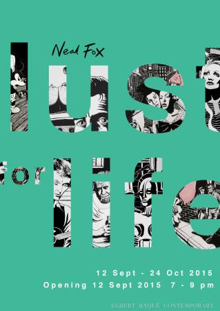 Neal Fox -- Lust for Life