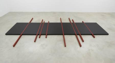 Time Sculptures – Konzeptuelle Werke der 1980er.