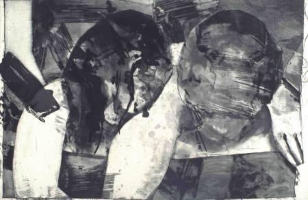 "Niels Borch Jensen Galerie Berlin zeigt Matt Saunders ""A Year with 17 Moons"""