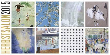 Herbstsalon 2015 mit 8 künstlerischen Positionen