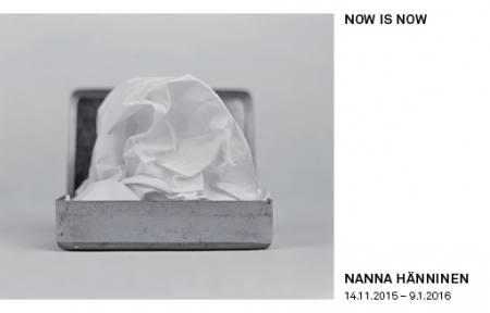 Nanna Hänninen - Now is now