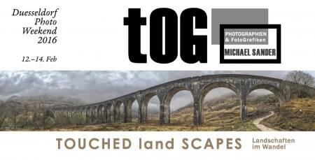 """TOUCHED land SCAPES"" - Landschaften im Wandel"