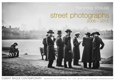 Street Photographs 2005–2015