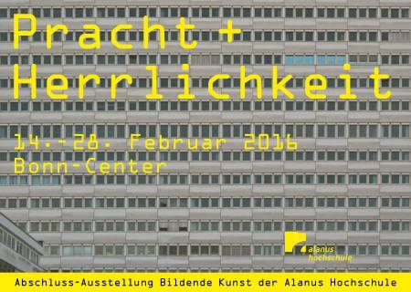 Pracht + Herrlichkeit - Ausstellung im Bonn-Center
