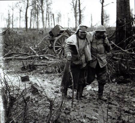 1914-1918. Von beiden Seiten - Deutsch-französische Kriegserfahrungen aus der Touraine, aus Überling