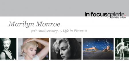 Marilyn Monroe. 90th Anniversary. A Life in Pictures. Ausstellung Koeln