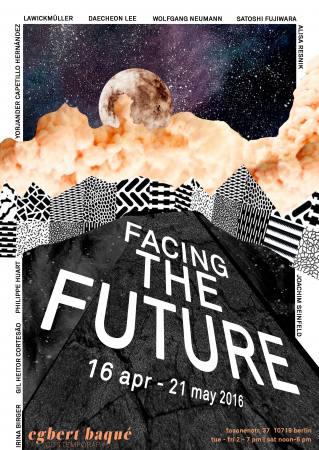 Facing the Future - Malerei • Zeichnung • Photographie