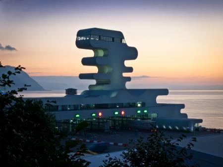 J.MAYER.H - Strukturalien. Architektur als urbane Plastik Ausstellung Berlin