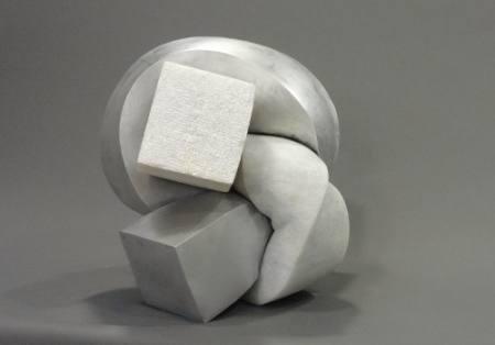 """Galerie 100 kubik: Lluís Cera - """"Steinknoten"""""""