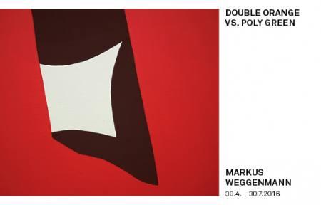 Markus Weggenmann - Double Orange vs. Poly Green