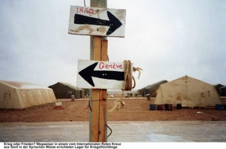 PEACE AND WAR - Das Emsland und Bagdad