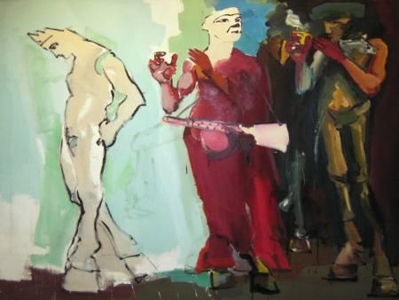 Lambert M. Wintersberger (1941-2013). Annäherung an ein Lebenswerk. Malerei