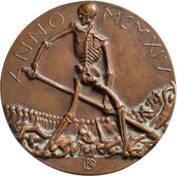 Europas Verderben 1914 1918. Deutsche und österreichische Medaillen auf den Ersten Weltkrieg