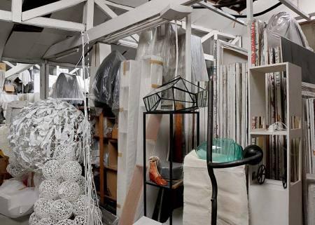 Wechselschicht_Weltdepot | Gespräch im Kunstlager