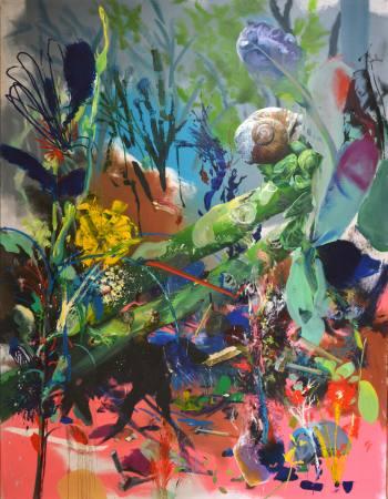 Umweltverschmutzungen // Jean-Xavier Renaud Ausstellung Leipzig
