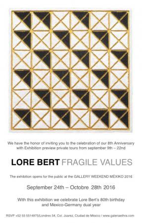 Im Banne der Kulturen – Fragile Werte. Ausstellung in Mexiko-Stadt