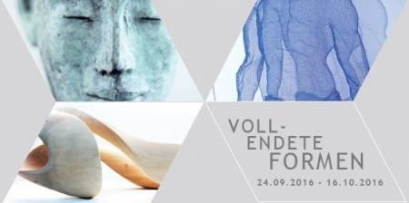 Vollendete Formen - group exhibition