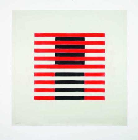 Rudolf Knubel: Mit den Augen denken. Retrospektie