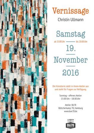 Vernissage Christin Ullmann