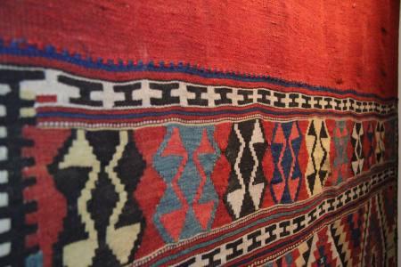 Textilien aus der Sammlung Neiriz