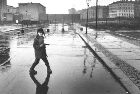 Bernard Larsson. Berlin 1961-1968. Vintage Prints