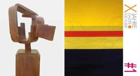 X Jahre Galerie 100 kubik #1