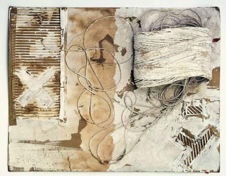 Herbert Zangs - Vom Sinn des Chaos. Retrospektive