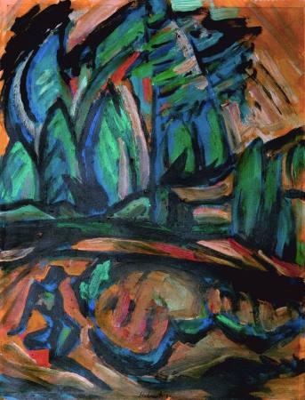 Helmuth Macke. Im Dialog mit seinen expressionistischen Künstlerfreunden.
