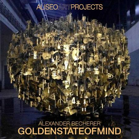 "Aliseo Art Project 7 ""Golden State of Mind"""