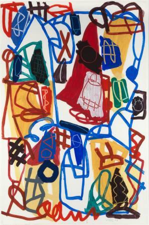 Jan Voss - Malerei und Objekte Ausstellung Muenchen