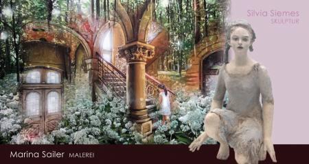 Nacht der Galerien - Marina Sailer und Silvia Siemes Ausstellung Wetzlar