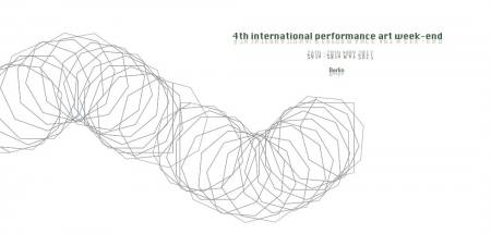 4TH INTERNATIONAL PERFORMANCE ART WEEKEND