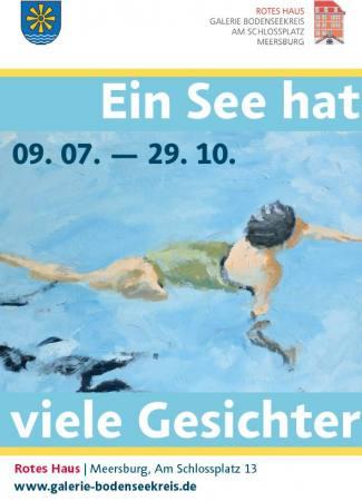 Ein See hat viele Gesichter Ausstellung Meersburg