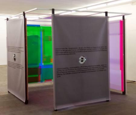 Gamut Zwischen Gamma und Ut Ausstellung Berlin