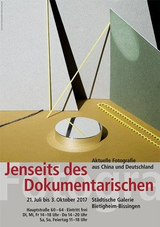 Jenseits des Dokumentarischen. Aktuelle Fotografie aus China und Deutschland