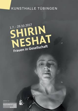 SHIRIN NESHAT – FRAUEN IN GESELLSCHAFT Ausstellung Tuebingen