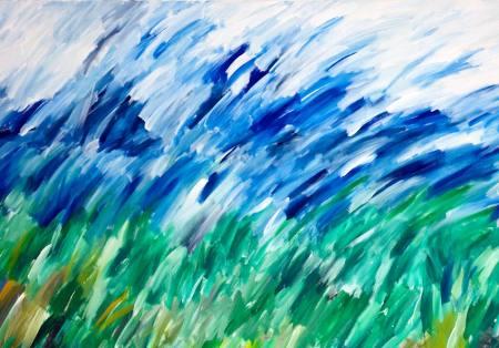 Alto Kirchhoff - Am Meer - Malerei